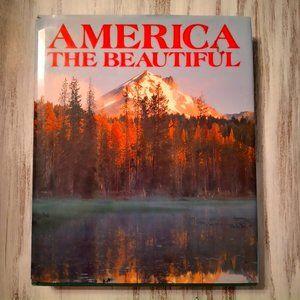 America the beautiful coffee table book
